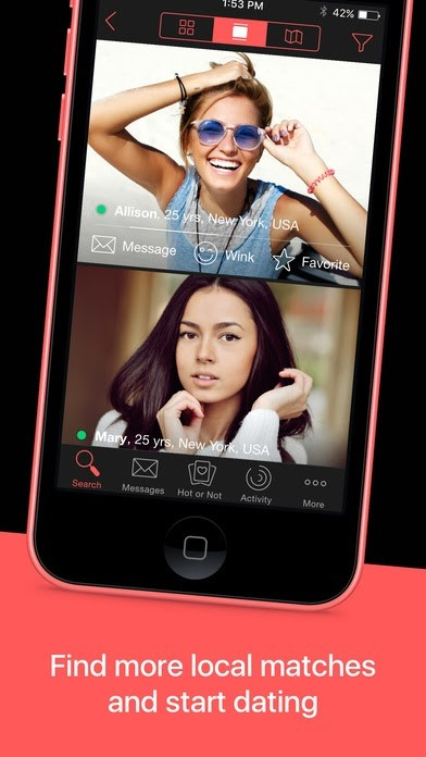 Do U Want Me Mobile App