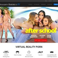 NaughtyAmericaVR The Best VR Porn Site