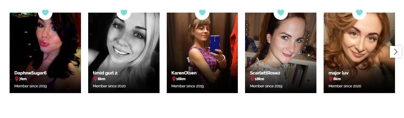 Flirt With Other Members On DateAdvisor