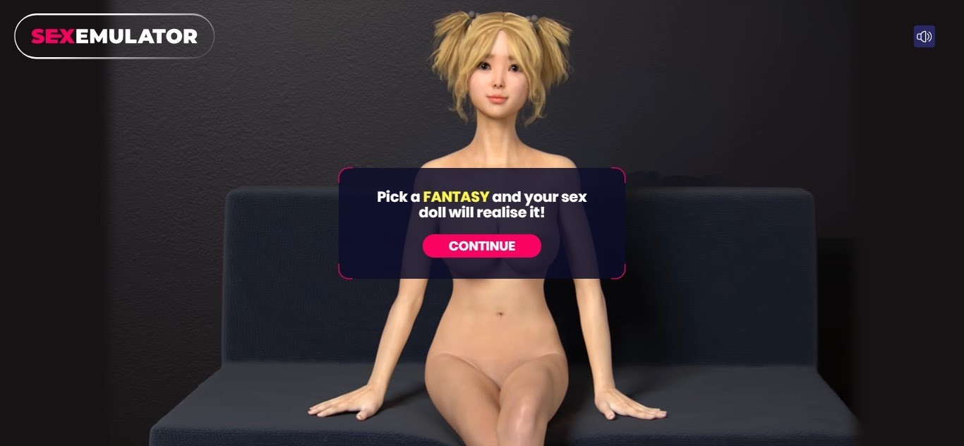 Your Sex Doll Knows Your Favorite Fantasy