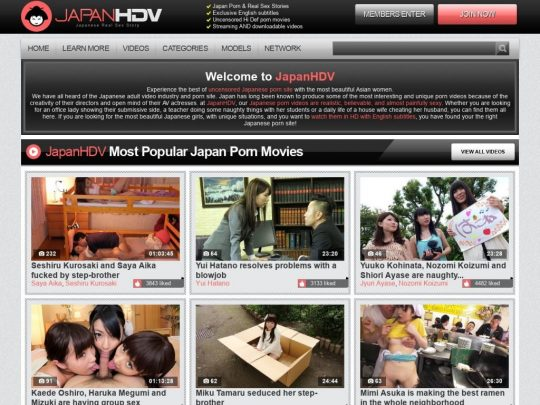 Japan HDV Is Your Answer to the Best Japanese Porn