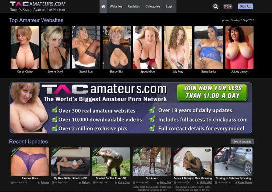 Tac Amateurs Provides You With the Best Amateur Porn