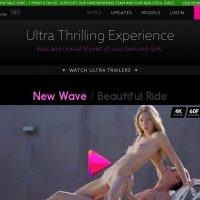 UltraFilms Porn Site Filled With Sexy Czech Teens