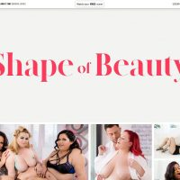 Shape of Beauty Watch These Sexy Plus Sized Models Fuck in HD