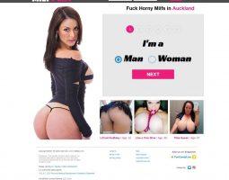 रात के लिए एक सेक्सी Milf के साथ हुकअप करने के लिए परफेक्ट डेटिंग साइट MIlfPlay
