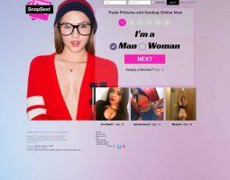 SnapSext सभी लिंग के लिए हुकअप और एक्सचेंज स्नैप के लिए एक डेटिंग साइट