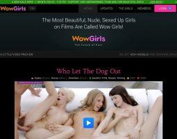 WowGirls सबसे अच्छा यूरोपीय किशोर पोर्न साइट