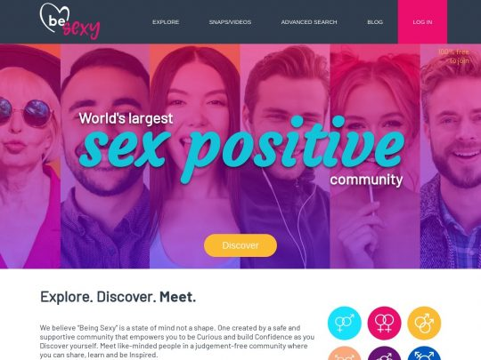BeSexy the Dating Site That Will Leave You Feeling Confident and Satisfied