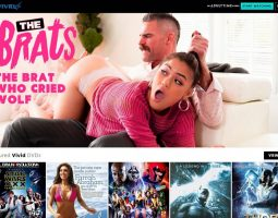 Treten Sie der Vivid Porn Site bei und werden Sie Teil des Adult Times Porn Network und erhalten Sie Zugang zu Tausenden von Videos