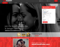 AdultFriendFinder the Perfect Sex Finder Dating Site