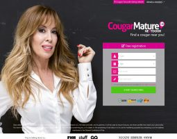 NextDoor Cougar the Perfect Hookup Site for Cougars