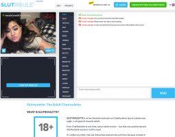 Slutroulette Livecam Site Review