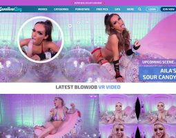SwallowBay VR is a Unique VR Porn SIte Dedicated to Watching Blowjobs in Virtual Reality