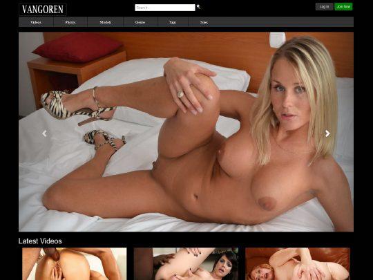 Vangoren Porn Site Is a Place to Watch Amateur Pornstars Doing Anal Porn Scenes