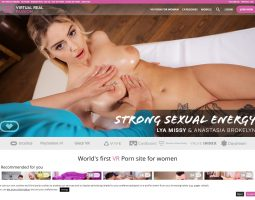 Virtual Real Passion Watch Sign Up to the Renown POV VR Porn Site For Women