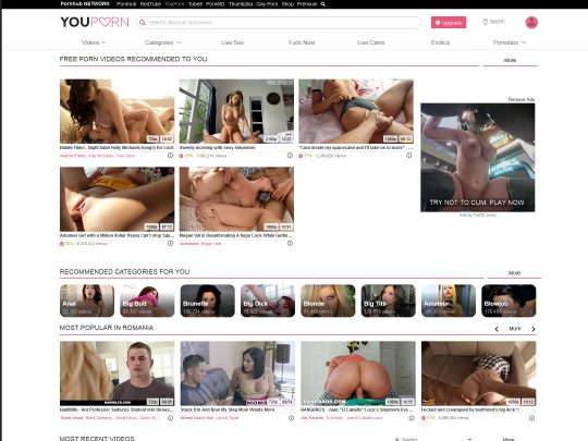 YouPorn XXX The Best Free Porn Tube