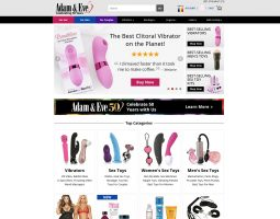 Adam and Eve Store Choose From a Huge Array of Sex Toys