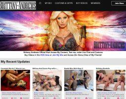Brittany Andrews Personal Pornstar Site Sign Up and Access 26+ Bonus Pornstar Sites