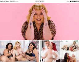 Shape of Beauty Watch These Sexy Plus Sized Models Fuck in HD